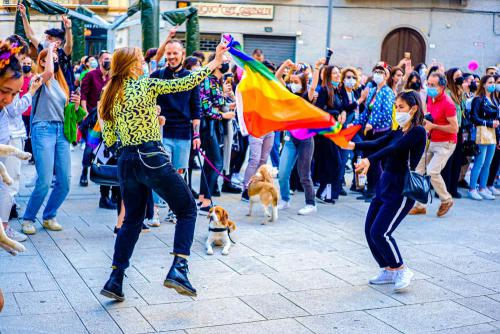 15-05-2021 Manifestazione a favore del Ddl Zan