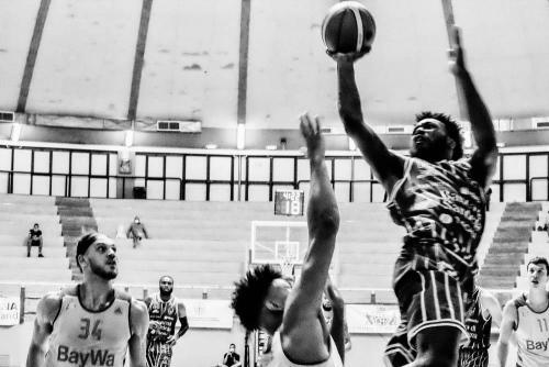 Dinamo basket vs Bayer Monaco